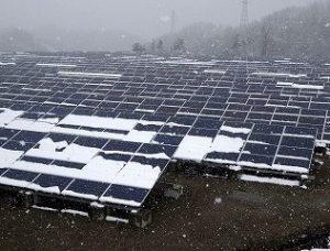 ソーラー基礎ブロック