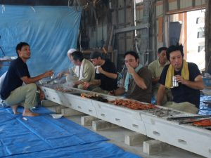 バーベキュー BBQ U次郎 グリル